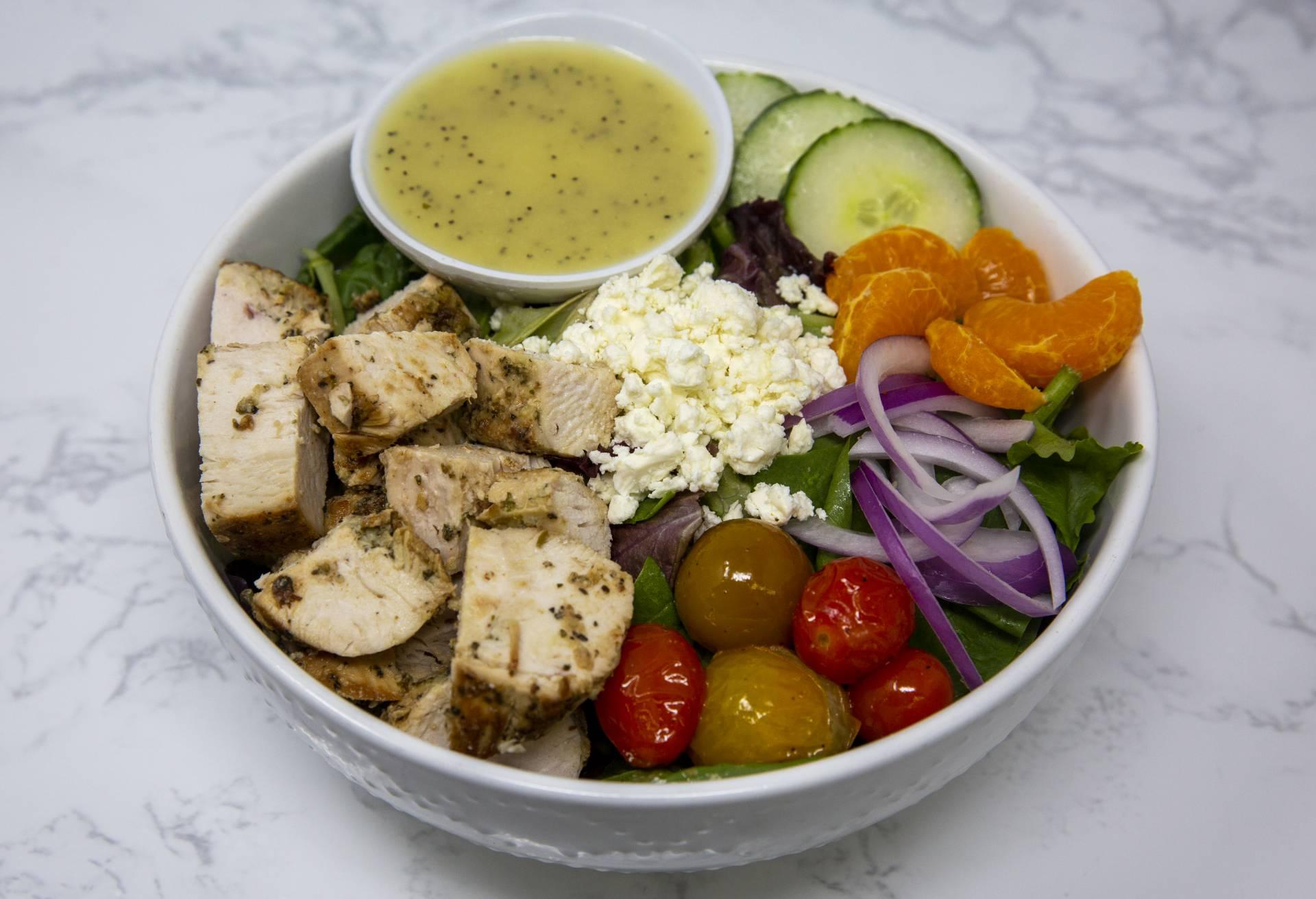NEW Grilled Chicken Salad