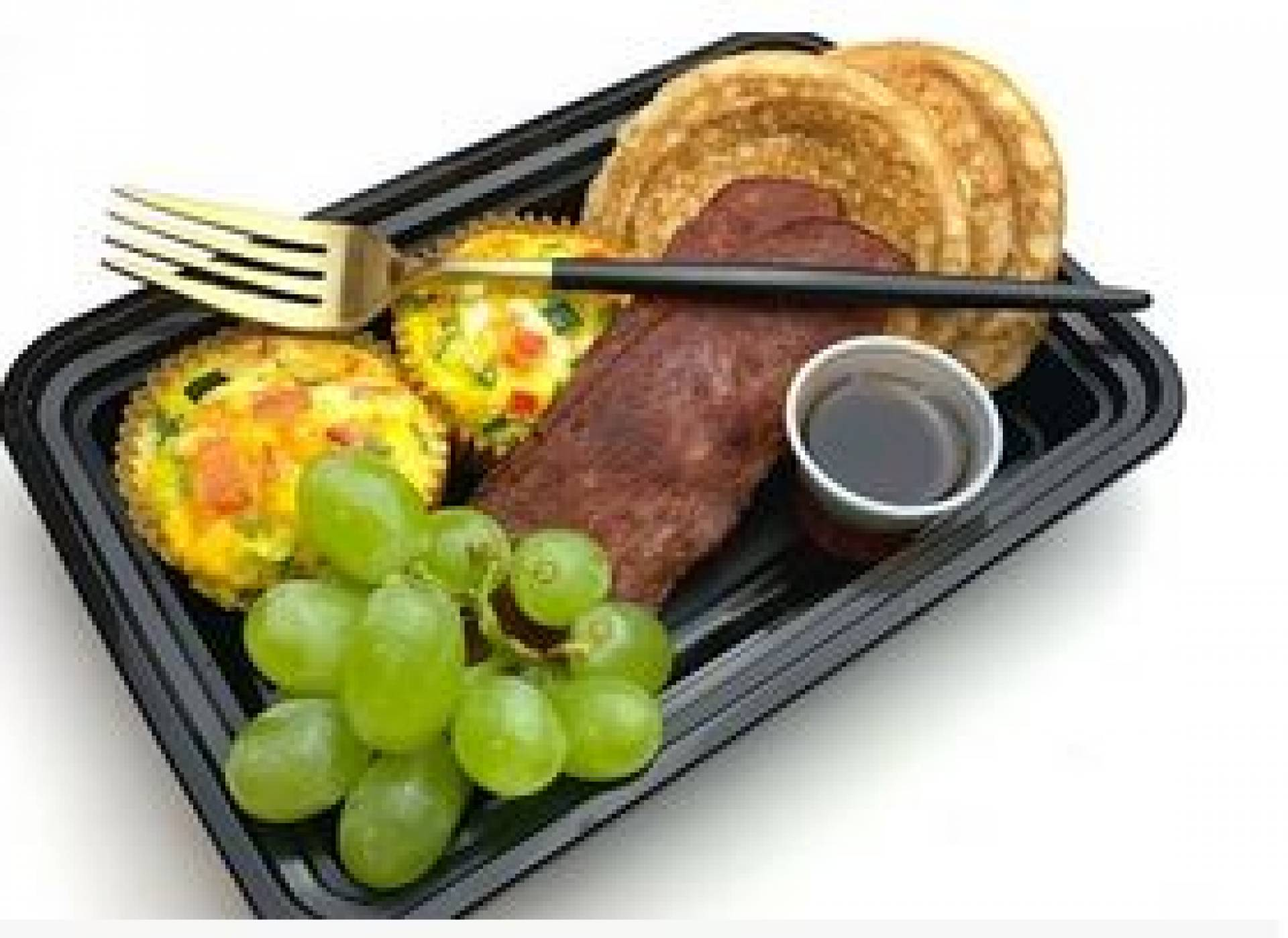Egg Muffin Breakfast Box